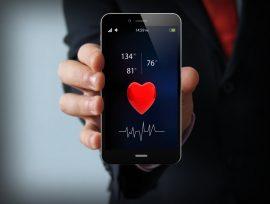 Un ejemplo de una app móvil de salud